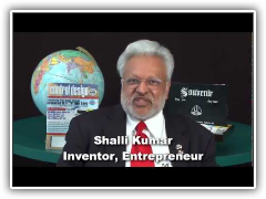 American Dream through the eyes of an Indian American inventor